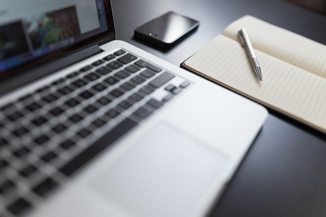 Consejos para lanzar un blog WordPress: Ordenador portátil