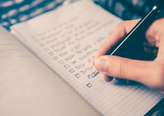 Cómo dividir el blog en temáticas