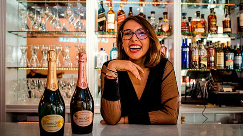 Entrevista a Juliette de La Espumosa Bar
