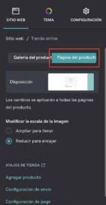 Personaliza las fotografías de tus productos