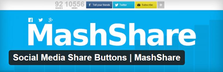 plugin MashShare