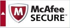 McAfee SECURE sello