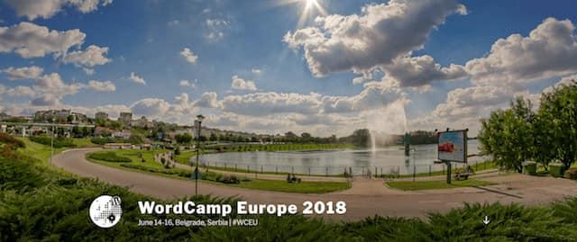 Imagen WordCamp Europa 2018