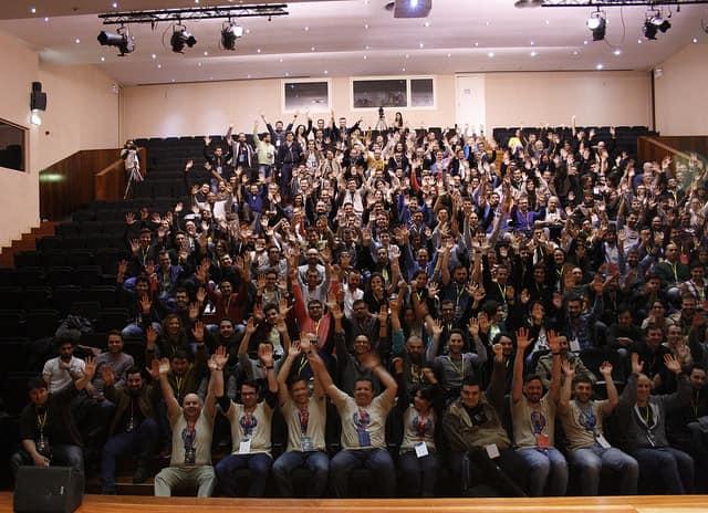 Imagen WordCamp Porto