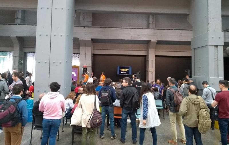 Ponencia de Alejandro Sevilla en la WordCamp Madrid 2018