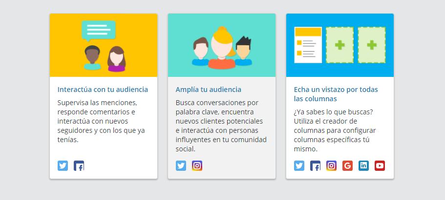 Mejores herramientas para redes sociales: Hootsuite