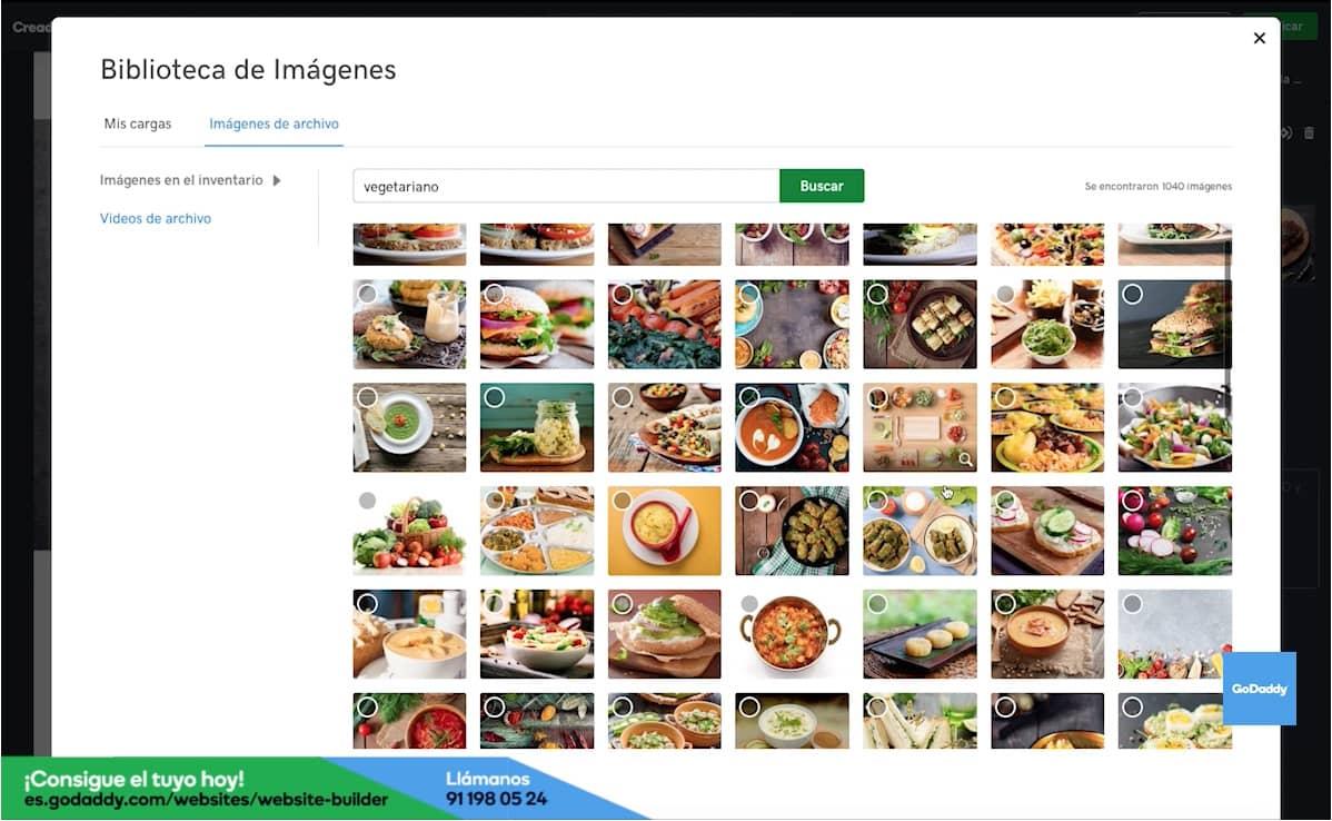 Cómo hacer la página web de tu restaurante: Paso 5