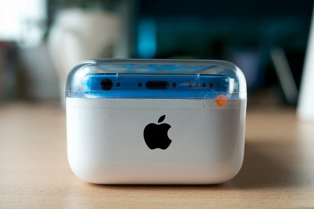 Elegir el nombre de una empresa Apple