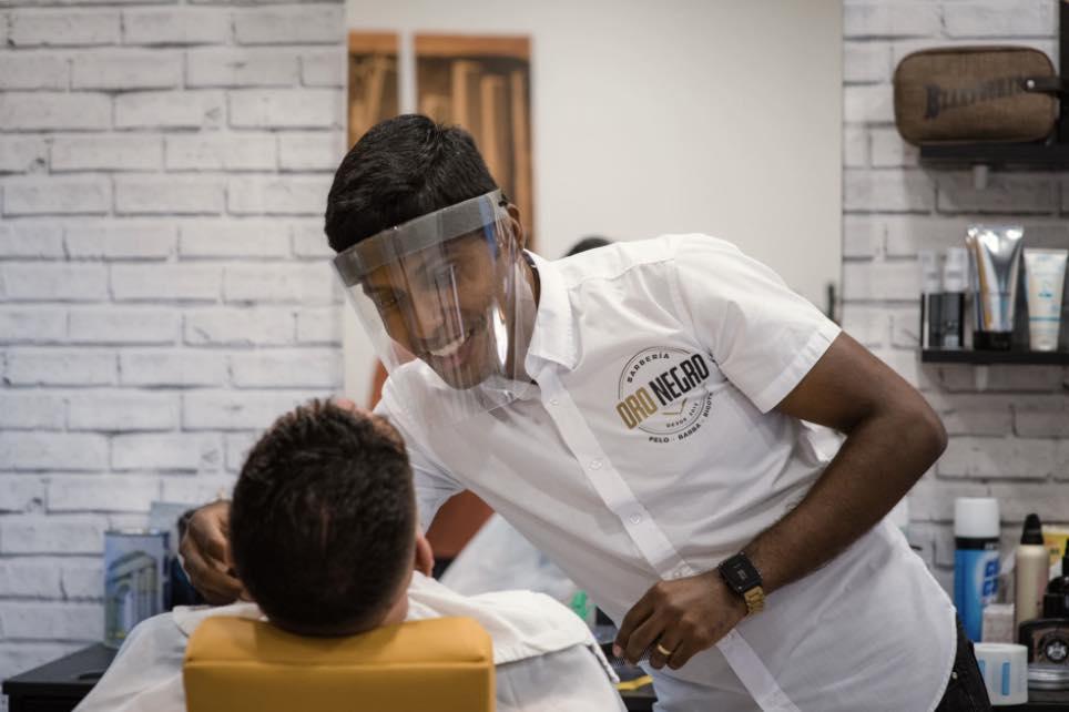 Entrevista - Barbería Oro Negro