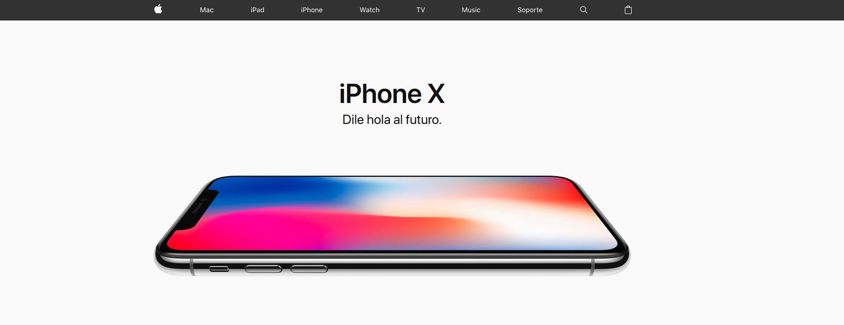 Desarrolla la marca de tu negocio Apple