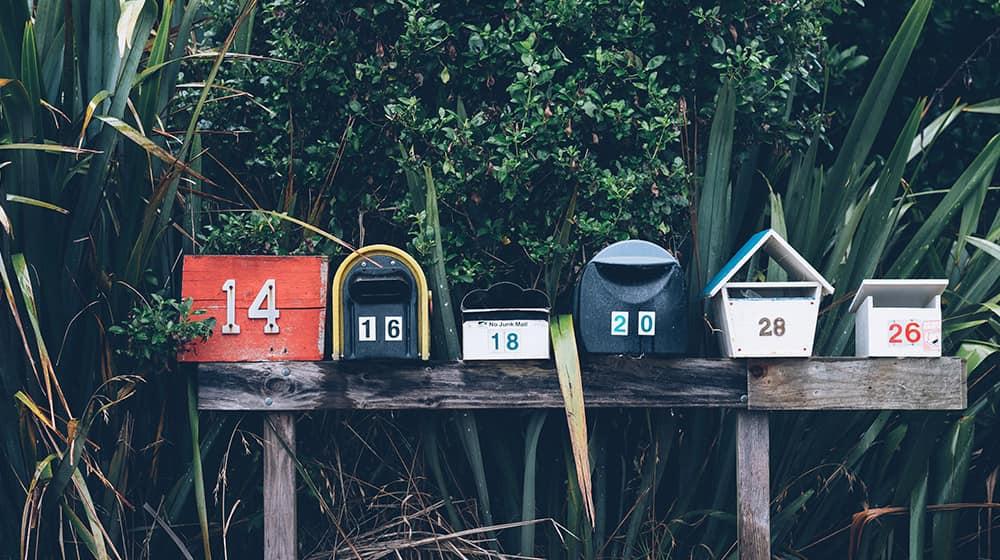 Establece un plan de envíos en tu estrategia de email marketing