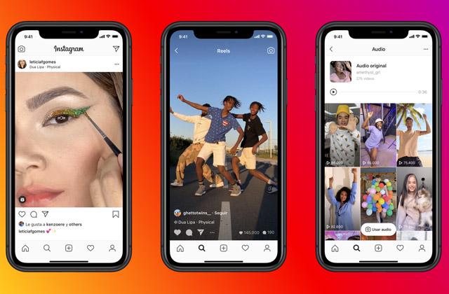 Ideas para hacer un Instagram reel