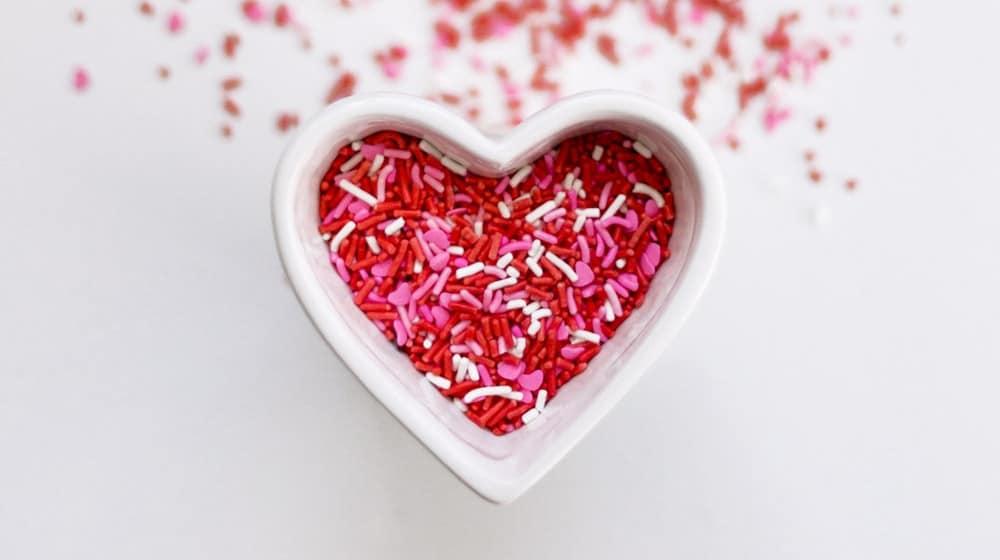 Ideas para San Valentín: Corazón