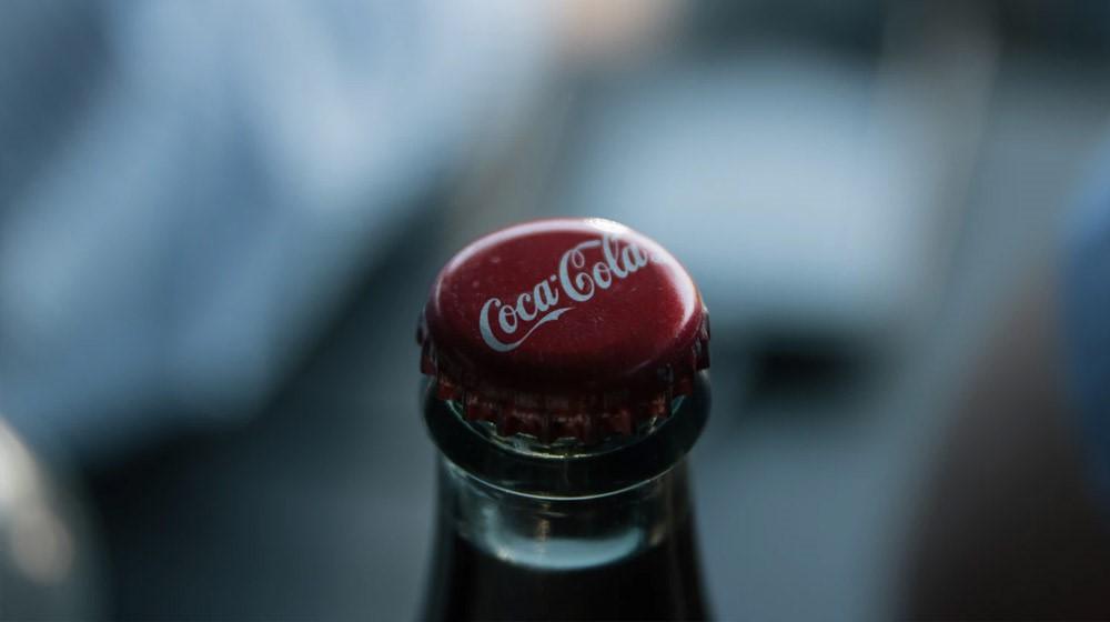 Identidad corporativa Coca-Cola