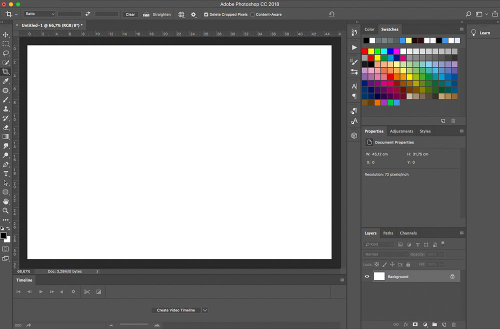 Imagen de Photoshop, la herramienta número 1 para editar fotografías e imágenes