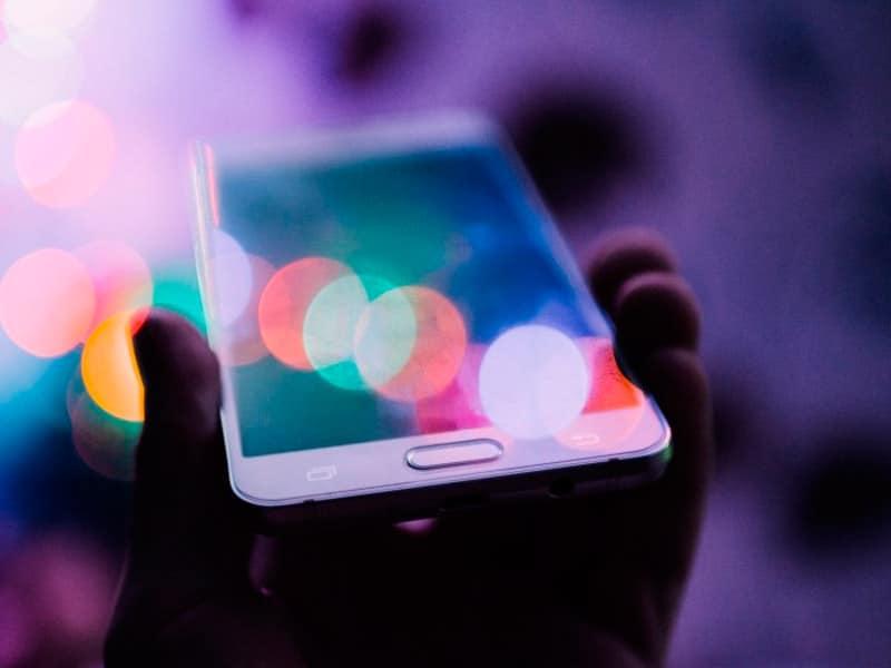 Uso creciente del móvil Tendencia de marketing online
